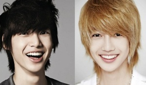 Boyfriend's Youngmin and Kwangmin