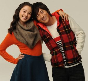 Actress Kim Taehee and Actor Lee Wan