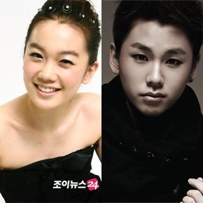 Solo artist Joo and BTOB's Ilhoon