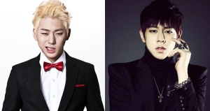 Block B's Zico and Speed's Taewoon